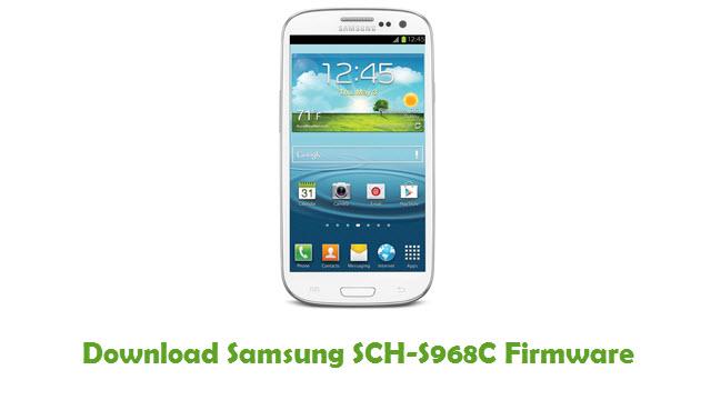 Download Samsung SCH-S968C Stock ROM