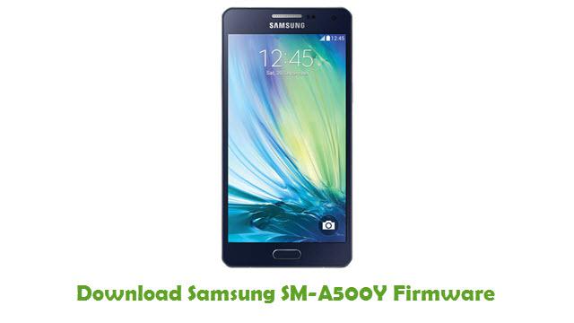 Download Samsung SM-A500Y Firmware
