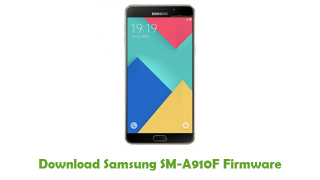 Download Samsung SM-A910F Stock ROM