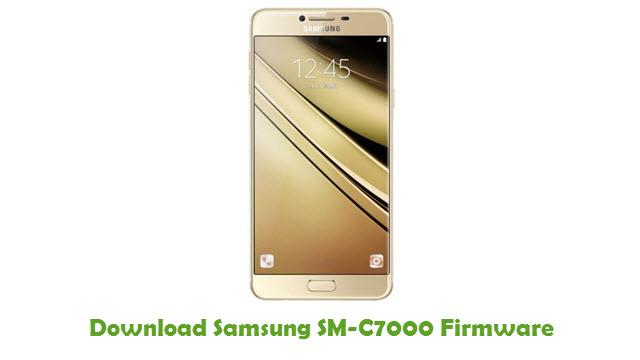 Download Samsung SM-C7000 Stock ROM