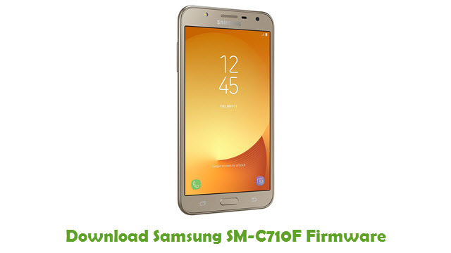 Download Samsung SM-C710F Stock ROM