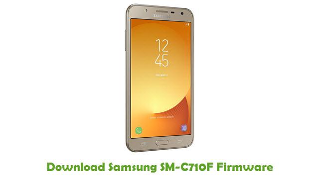 Download Samsung SM-C710F Firmware