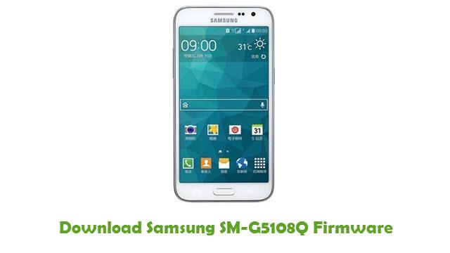 Download Samsung SM-G5108Q Stock ROM