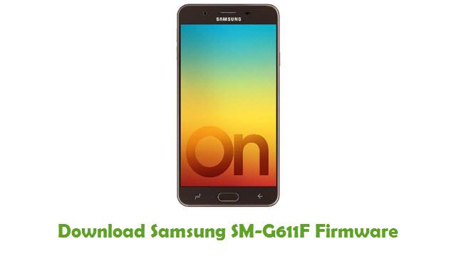 Samsung SM-G611F Stock ROM
