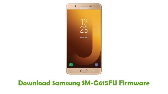 Download Samsung SM-G615FU Firmware
