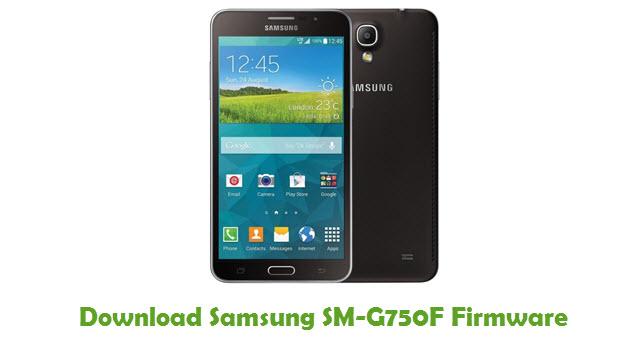 Download Samsung SM-G750F Stock ROM