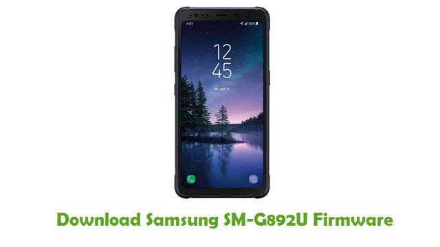 Download Samsung SM-G892U Firmware