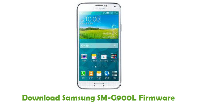 Download Samsung SM-G900L Stock ROM