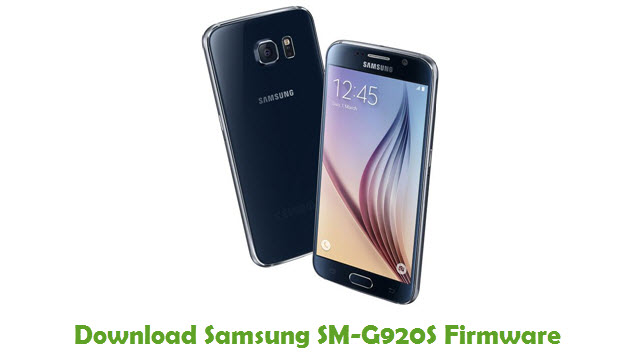 Download Samsung SM-G920S Stock ROM