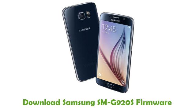 Download Samsung SM-G920S Firmware