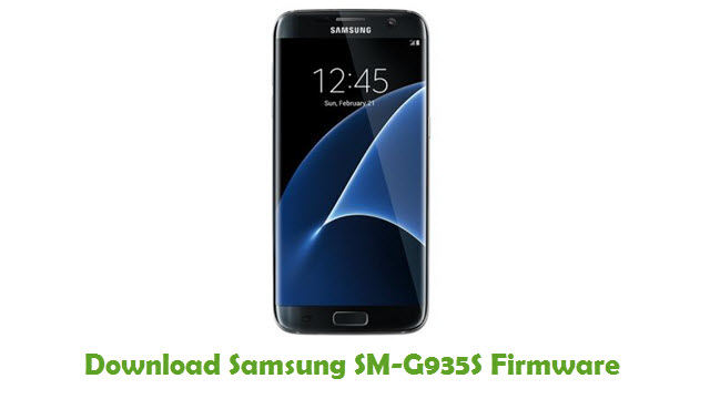 Download Samsung SM-G935S Stock ROM