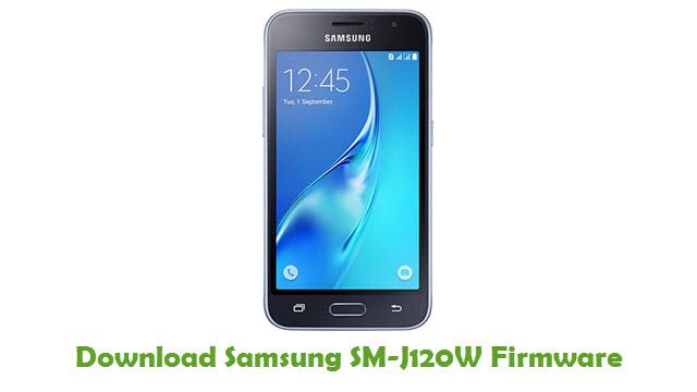 Download Samsung SM-J120W Firmware