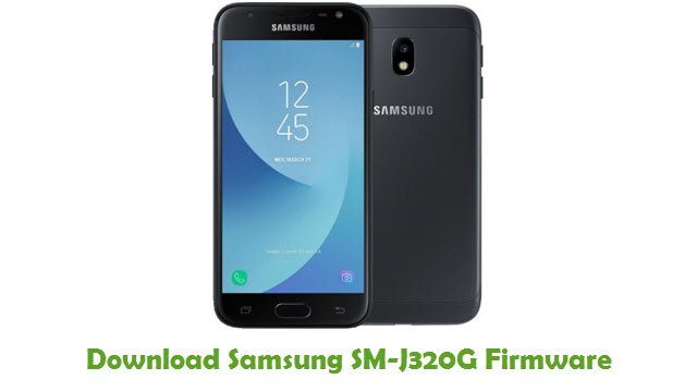 Download Samsung SM-J320G Stock ROM