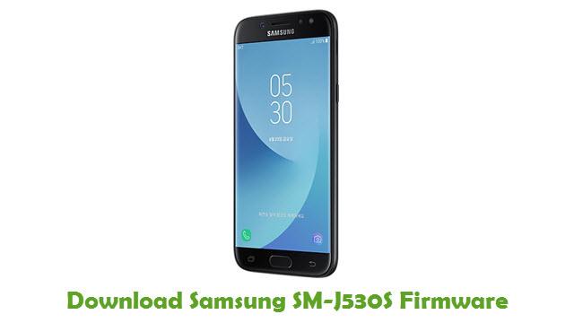 Download Samsung SM-J530S Stock ROM