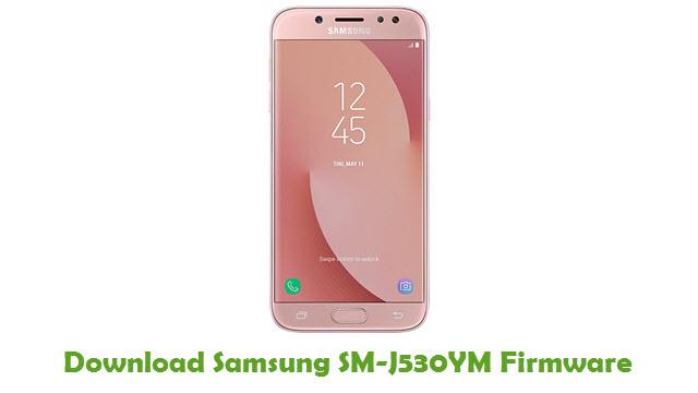 Download Samsung SM-J530YM Stock ROM
