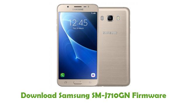 Download Samsung SM-J710GN Firmware