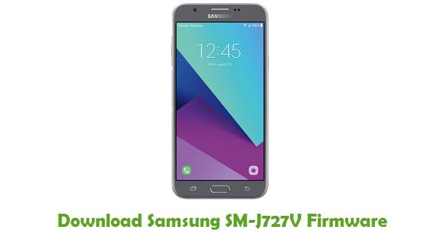 Download Samsung SM-J727V Firmware