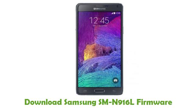 Download Samsung SM-N916L Stock ROM
