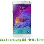 Samsung SM-N916S Firmware