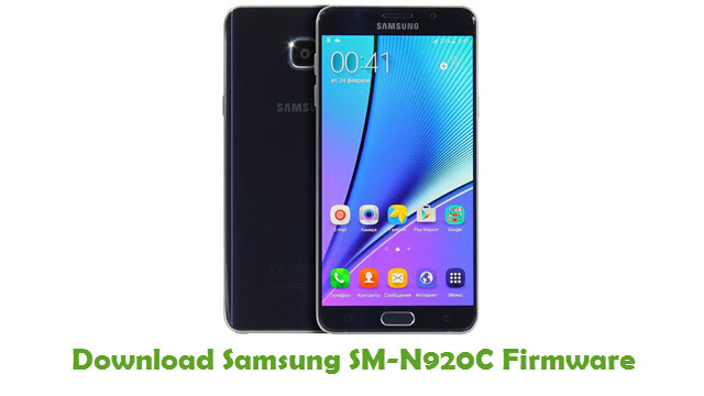 Download Samsung SM-N920C Stock ROM