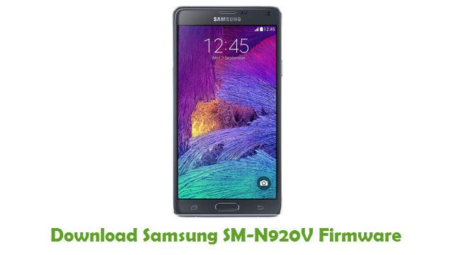 Download Samsung SM-N920V Stock ROM