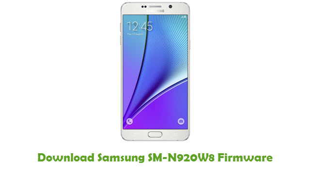 Download Samsung SM-N920W8 Stock ROM