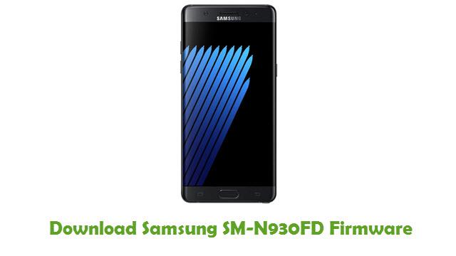 Download Samsung SM-N930FD Stock ROM