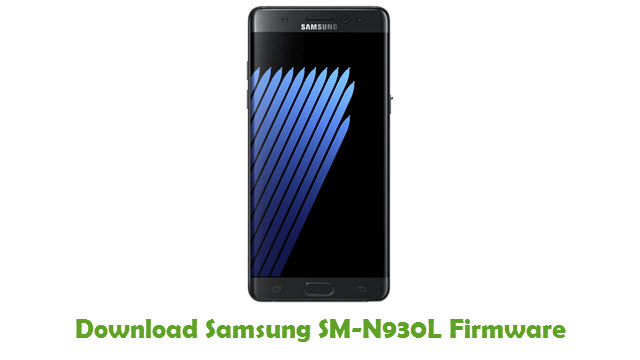 Download Samsung SM-N930L Stock ROM