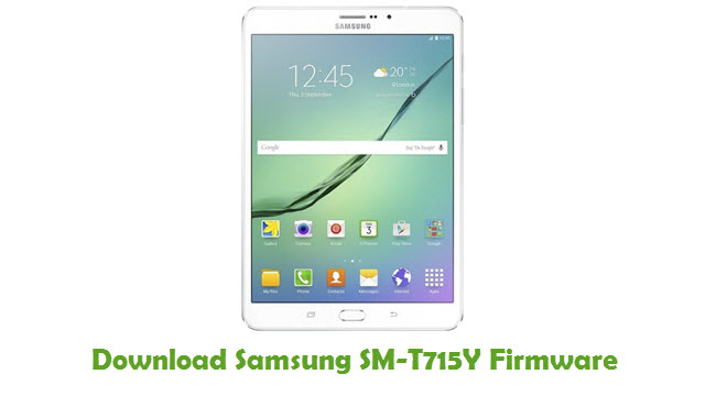 Download Samsung SM-T715Y Stock ROM