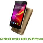 Swipe Elite 4G Firmware