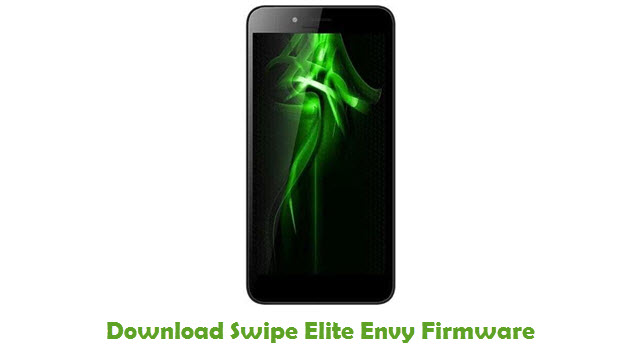 Swipe Elite Envy Stock ROM