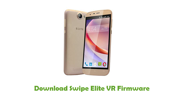 Download Swipe Elite VR Stock ROM
