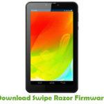 Swipe Razor Firmware