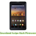Swipe Slash Firmware