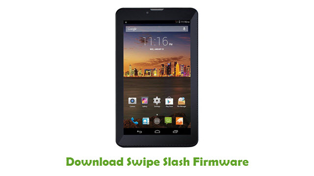 Download Swipe Slash Firmware