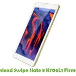 Swipe Slate 8 K706L1 Firmware