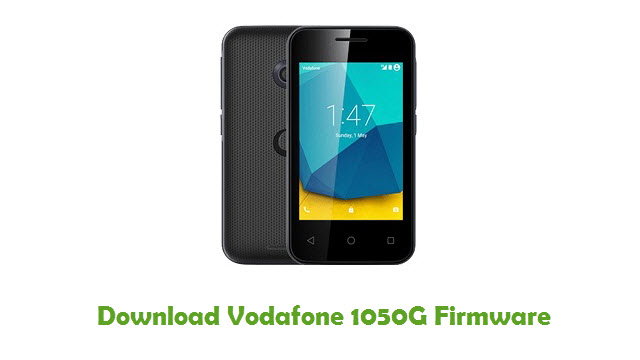 Vodafone 1050G Stock ROM