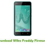 Wiko Freddy Firmware