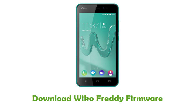 Download Wiko Freddy Stock ROM