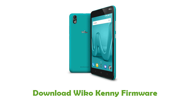 Download Wiko Kenny Firmware