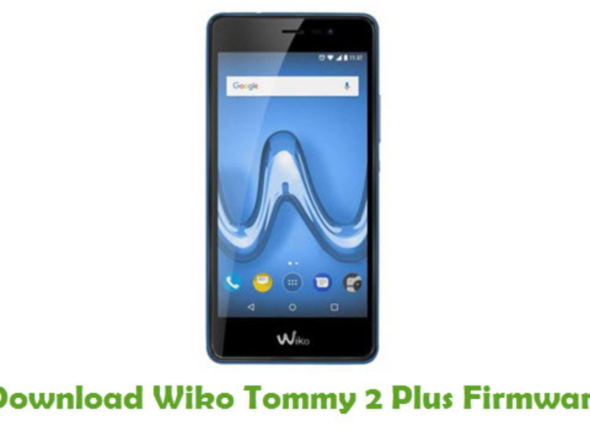 WIKO TOMMY FIRMWARE 2 TÉLÉCHARGER
