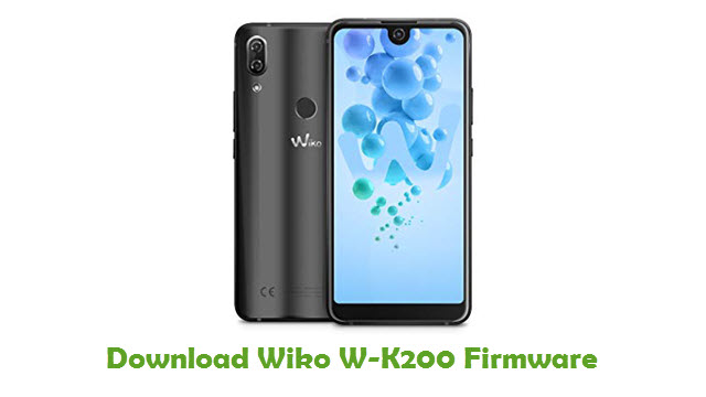 Download Wiko W-K200 Stock ROM