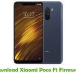 Xiaomi Poco F1 Firmware