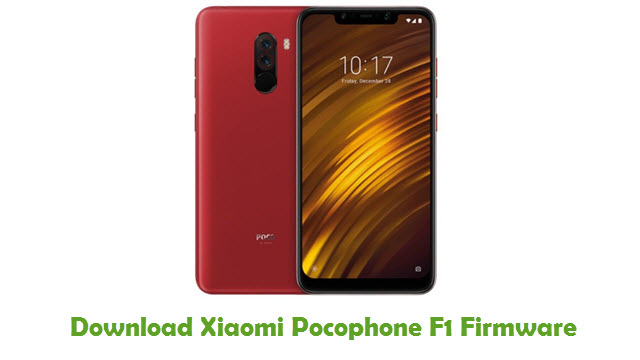Download Xiaomi Pocophone F1 Firmware