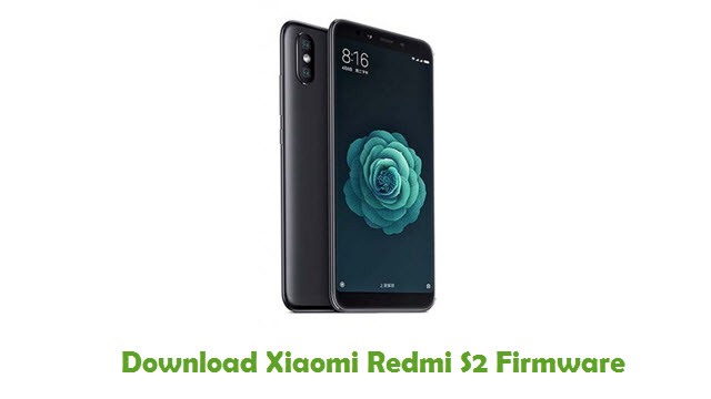 Download Xiaomi Redmi S2 Firmware