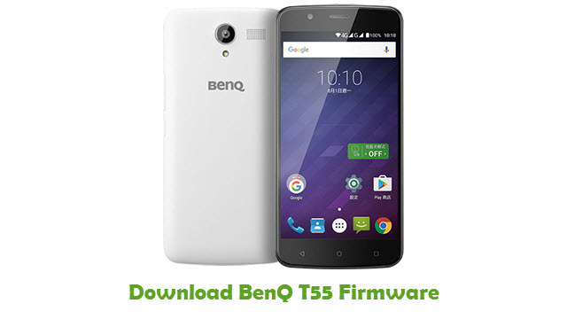 BenQ T55 Stock ROM