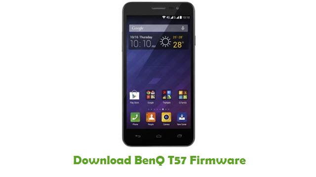 BenQ T57 Stock ROM