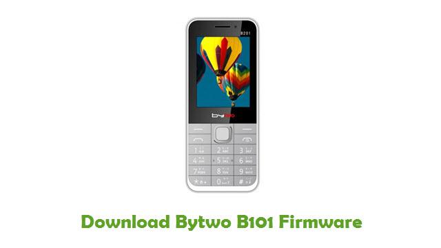 Bytwo B101 Stock ROM