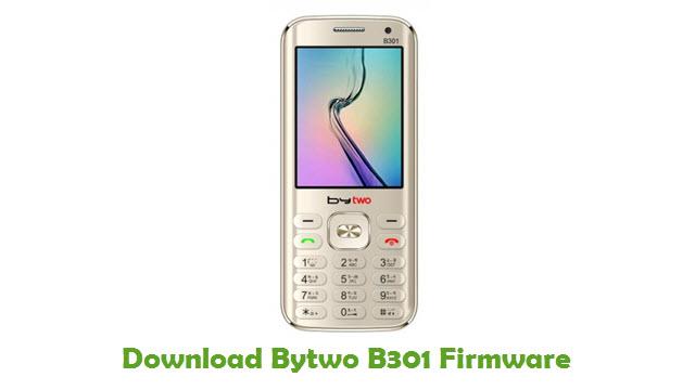 Bytwo B301 Stock ROM