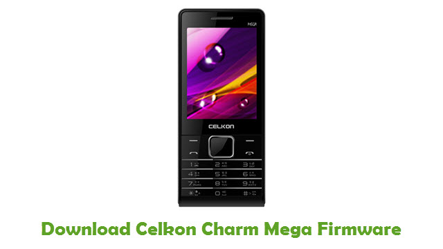 Download Celkon Charm Mega Firmware